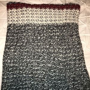 Knit Infiniti Scarf